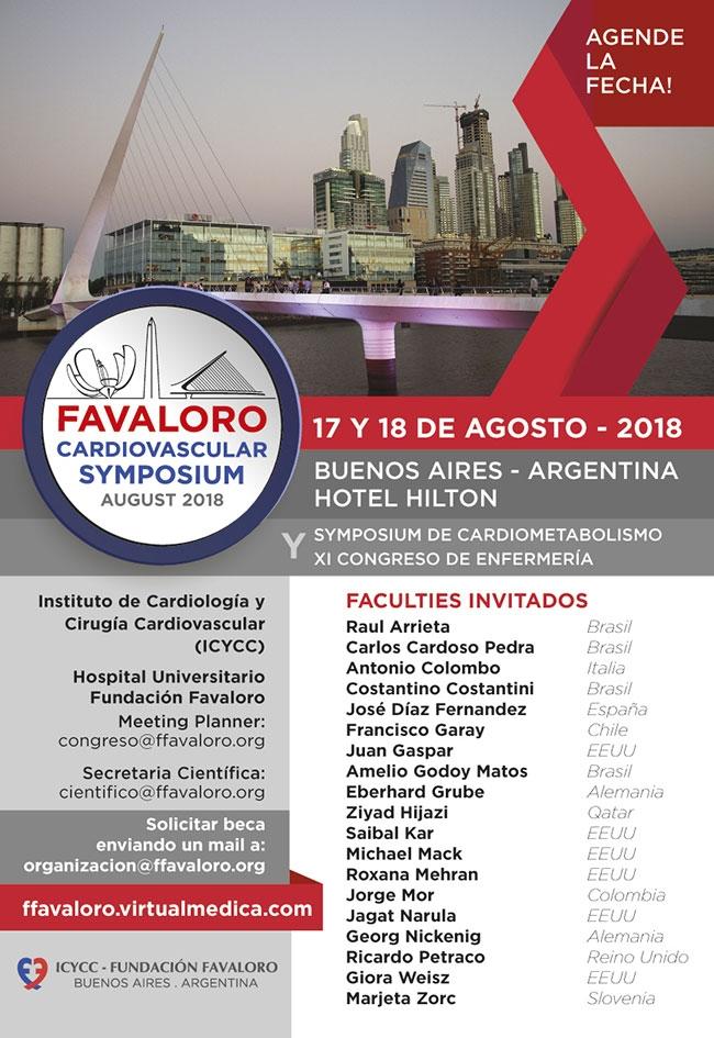 Philips estará presente en el Simposio Cardiovascular de la Fundación Favaloro
